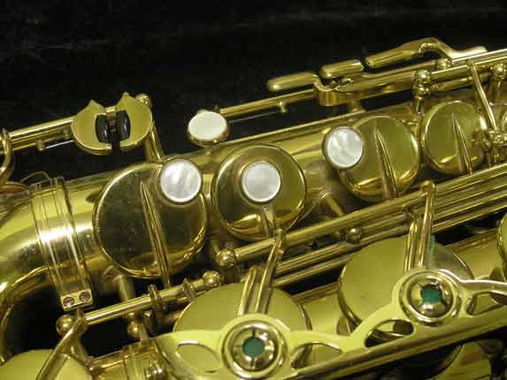 Selmer Lacquer Low A Mark VI Alto - 146156 - Photo # 13