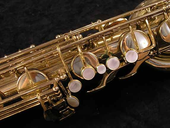 Selmer Lacquer Mark VI Baritone - 248056 - Photo # 8