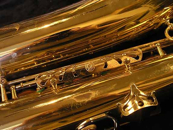 Selmer Lacquer Mark VI Tenor - 185530 - Photo # 16