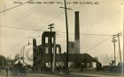 C.G Conn Factory Fire-May 22, 1910-Elkhart, Indiana