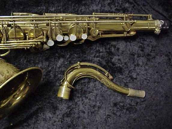 Selmer Lacquer Super Balanced Action Tenor - 39981 - Photo # 3