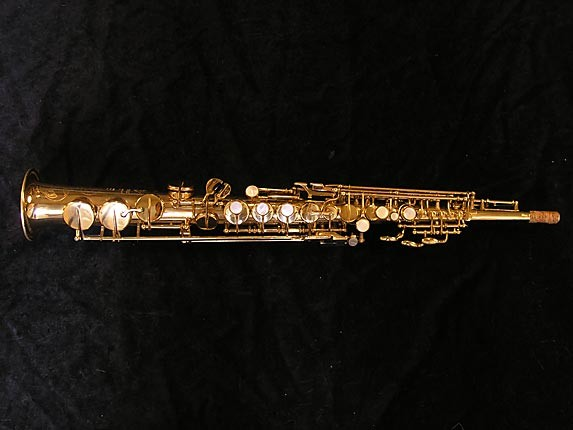 Selmer Lacquer Mark VI Soprano - 110772 - Photo # 1