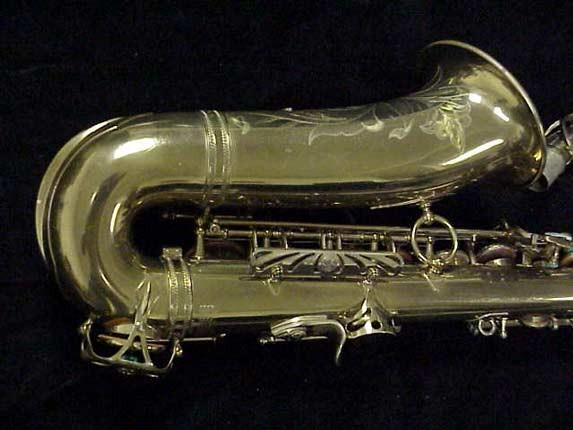 Selmer Lacquer Mark VI Alto - 109326 - Photo # 5