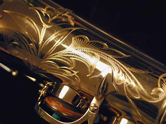 Selmer Lacquer Mark VI Alto - 149473 - Photo # 11