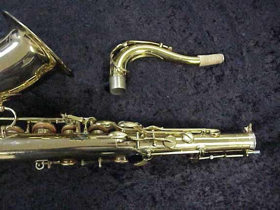 Selmer Lacquer Mark VI Tenor - 115991 - Photo # 4