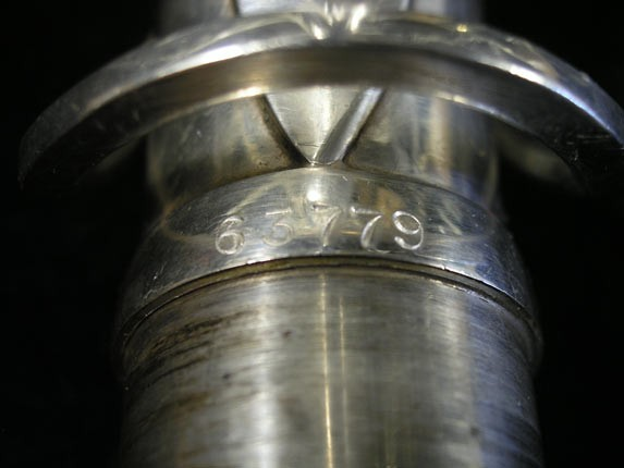 Selmer Silver Plate Mark VI Tenor - 63779 - Photo # 30