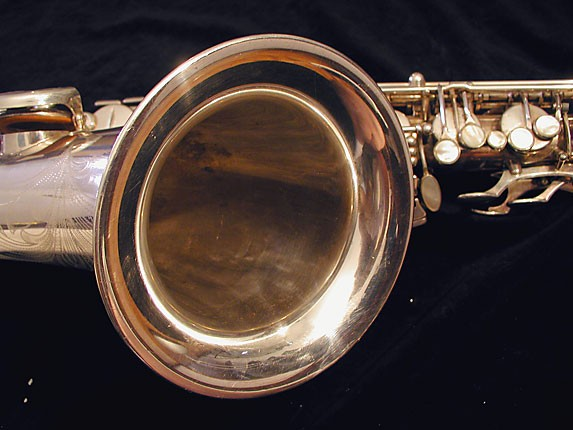 Selmer Silver Plate Mark VI Tenor - 114478 - Photo # 4