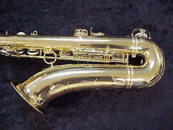 Selmer Gold Plate Mark VI Tenor - 92651 - Photo # 6