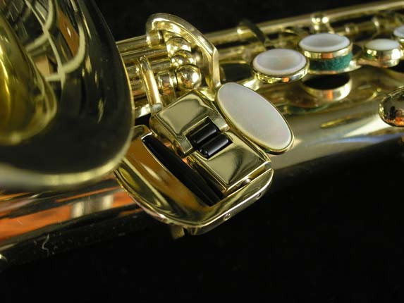 Selmer Lacquer Super Action 80 serie III Alto - 602833 - Photo # 8