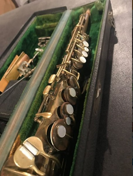 need your opinion for kholert soprano saxophone found for sale forums. Black Bedroom Furniture Sets. Home Design Ideas