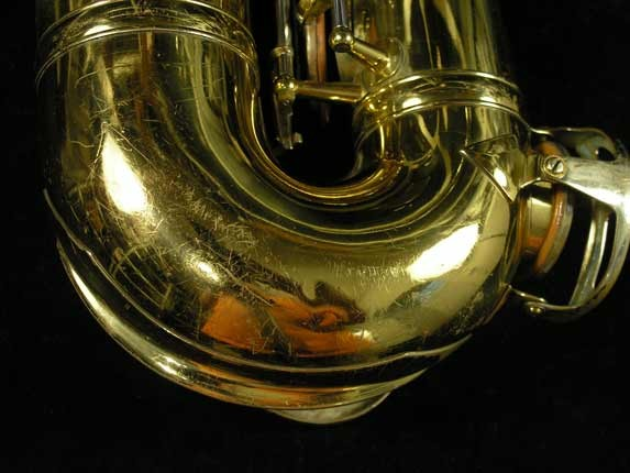 King Lacquer-Sterling Neck Super 20 Alto - 415043 - Photo # 21