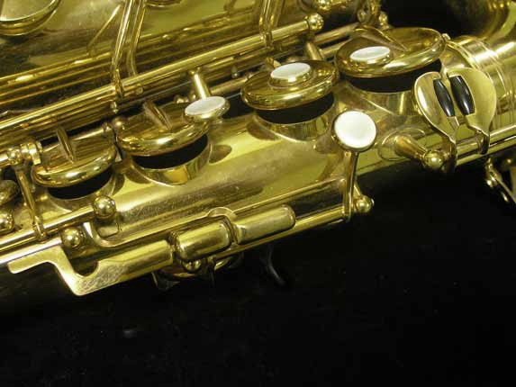 Selmer Lacquer Low A Mark VI Alto - 146156 - Photo # 14