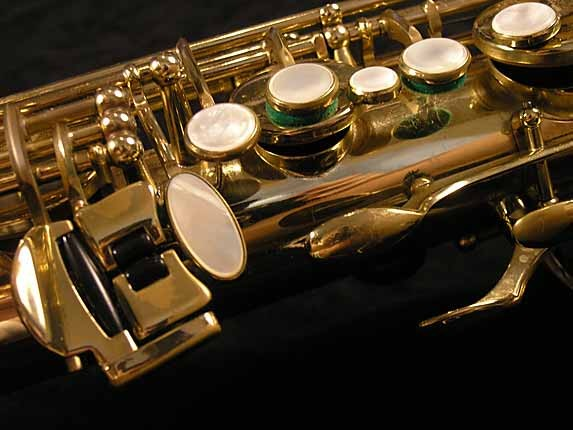 Selmer Lacquer Mark VI Baritone - 248056 - Photo # 9