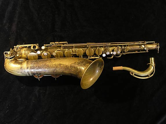 Selmer Lacquer Super Tenor - 16084 - Photo # 1