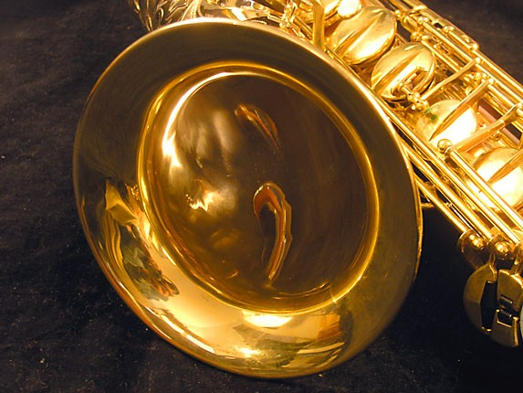 Selmer Gold Plate Super Balanced Action Tenor - 51584 - Photo # 18