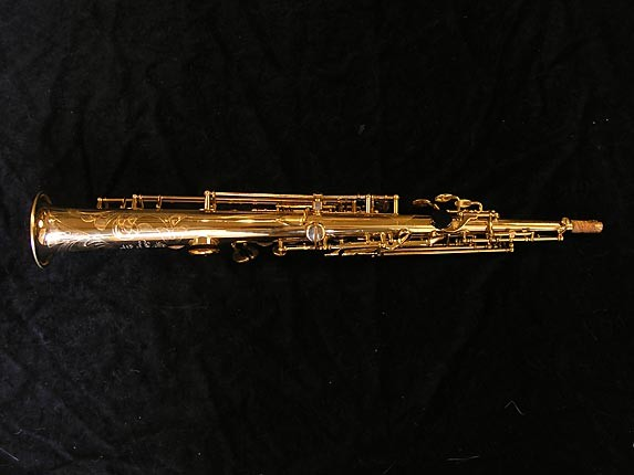 Selmer Lacquer Mark VI Soprano - 110772 - Photo # 2