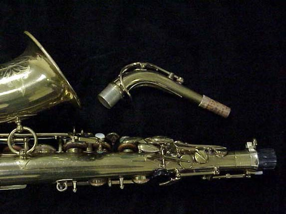 Selmer Lacquer Mark VI Alto - 109326 - Photo # 6