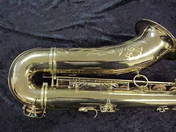 Selmer Lacquer Mark VI Tenor - 115991 - Photo # 5