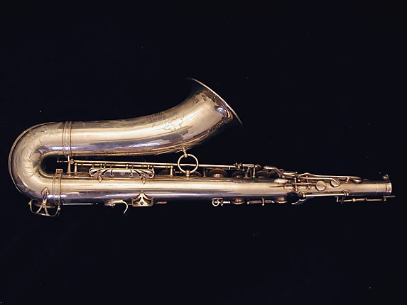 Selmer Silver Plate Mark VI Tenor - 114478 - Photo # 5