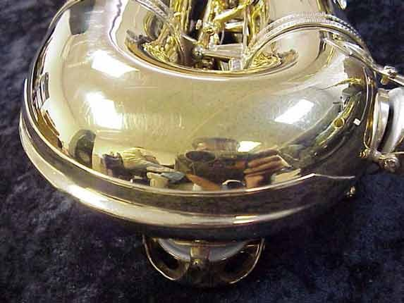 Selmer Gold Plate Mark VI Tenor - 92651 - Photo # 7