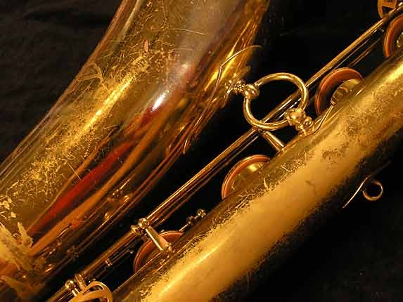 Selmer Lacquer Mark VI Baritone - 100476 - Photo # 15