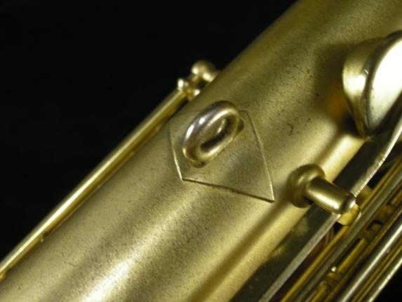 Buescher Gold Plate True Tone Tenor - 211585 - Photo # 11
