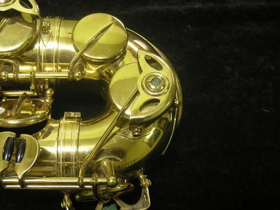 Selmer Lacquer Low A Mark VI Alto - 146156 - Photo # 15