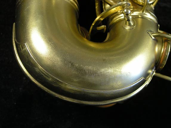 Conn Gold Plate Transitional Alto - 235770 - Photo # 20