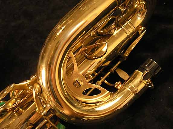 Selmer Lacquer Mark VI Baritone - 248056 - Photo # 10