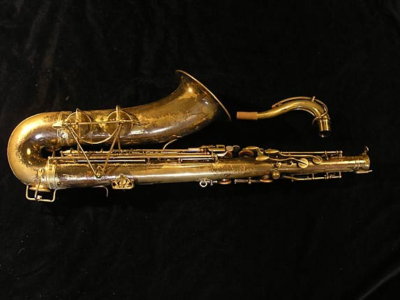 Selmer Lacquer Super Tenor - 16084 - Photo # 2
