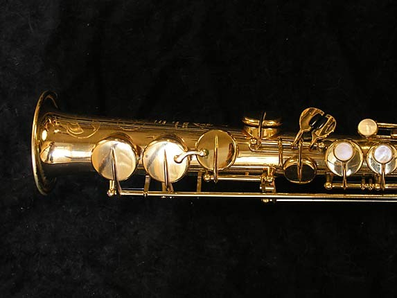 Selmer Lacquer Mark VI Soprano - 110772 - Photo # 3