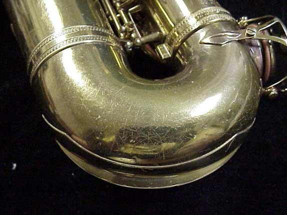 Selmer Lacquer Mark VI Alto - 79741 - Photo # 15