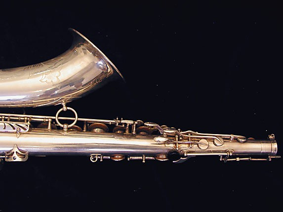 Selmer Silver Plate Mark VI Tenor - 114478 - Photo # 6