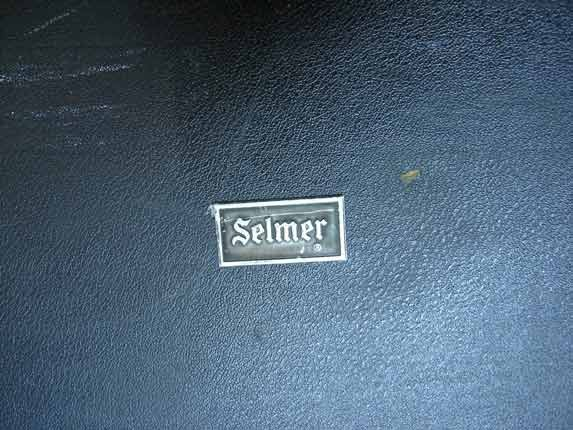 "Selmer Silver Plate Mark VI ""Low A"" Baritone - 177100 - Photo # 37"