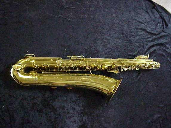 "Buescher Lacquer Aristocrat ""Big B"" Baritone - 318265 - Photo # 1"