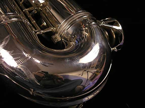 Yanagisawa Silver Plate T-991 Tenor - 00249246 - Photo # 15