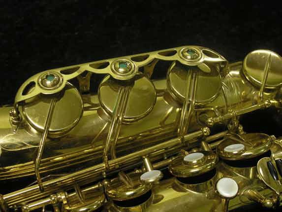 Selmer Lacquer Low A Mark VI Alto - 146156 - Photo # 16