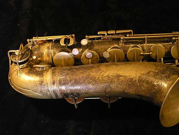 Selmer Lacquer Super Tenor - 16084 - Photo # 3