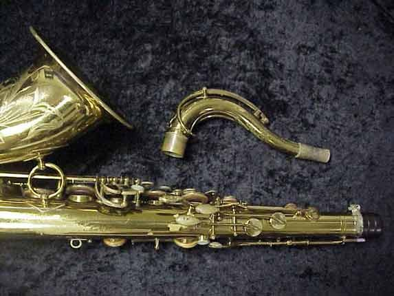 Selmer Lacquer Super Balanced Action Tenor - 39981 - Photo # 6