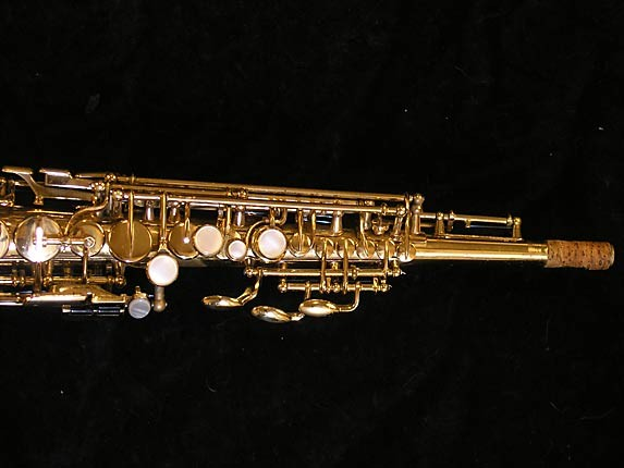 Selmer Lacquer Mark VI Soprano - 110772 - Photo # 4