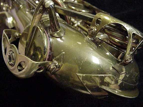 Selmer Lacquer Mark VI Alto - 79741 - Photo # 16