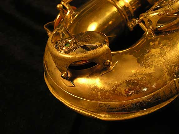 Selmer Lacquer Mark VI Baritone - 100476 - Photo # 17