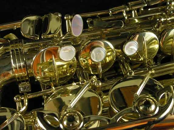 Selmer Lacquer Super Action 80 serie III Alto - 602833 - Photo # 11
