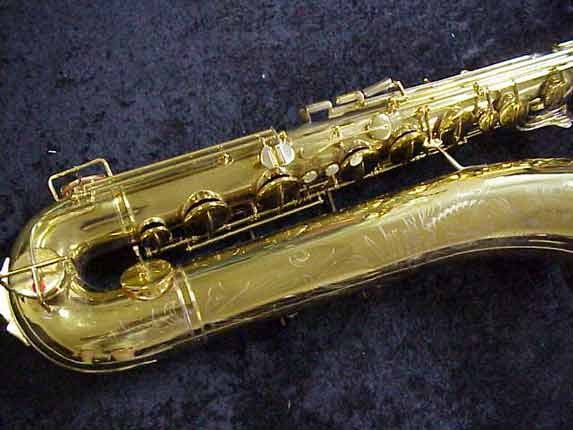 "Buescher Lacquer Aristocrat ""Big B"" Baritone - 318265 - Photo # 2"