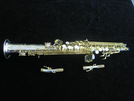 Yanagisawa Sterling Silver S-9930 Soprano - 00217816 - Photo # 1