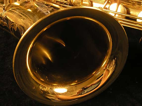 Selmer Lacquer Mark VI Baritone - 248056 - Photo # 12