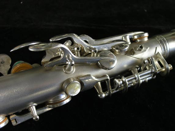Conn Silver Plate Transitional 6M Alto - 257986 - Photo # 9