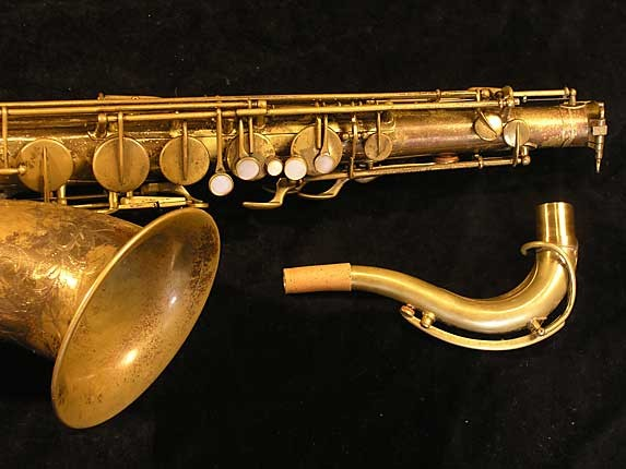 Selmer Lacquer Super Tenor - 16084 - Photo # 4