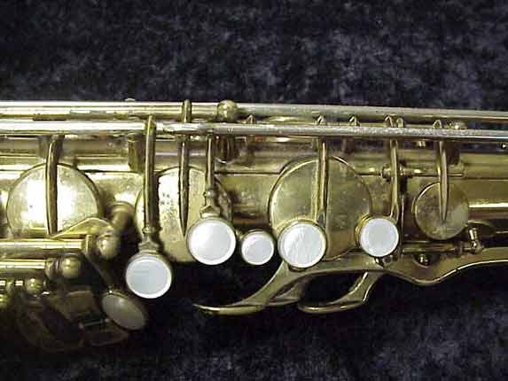 Selmer Lacquer Super Balanced Action Tenor - 39981 - Photo # 7