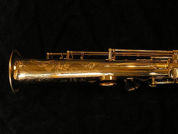 Selmer Lacquer Mark VI Soprano - 110772 - Photo # 5